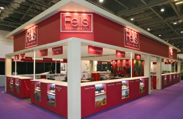 JE Fells London Wine Fair