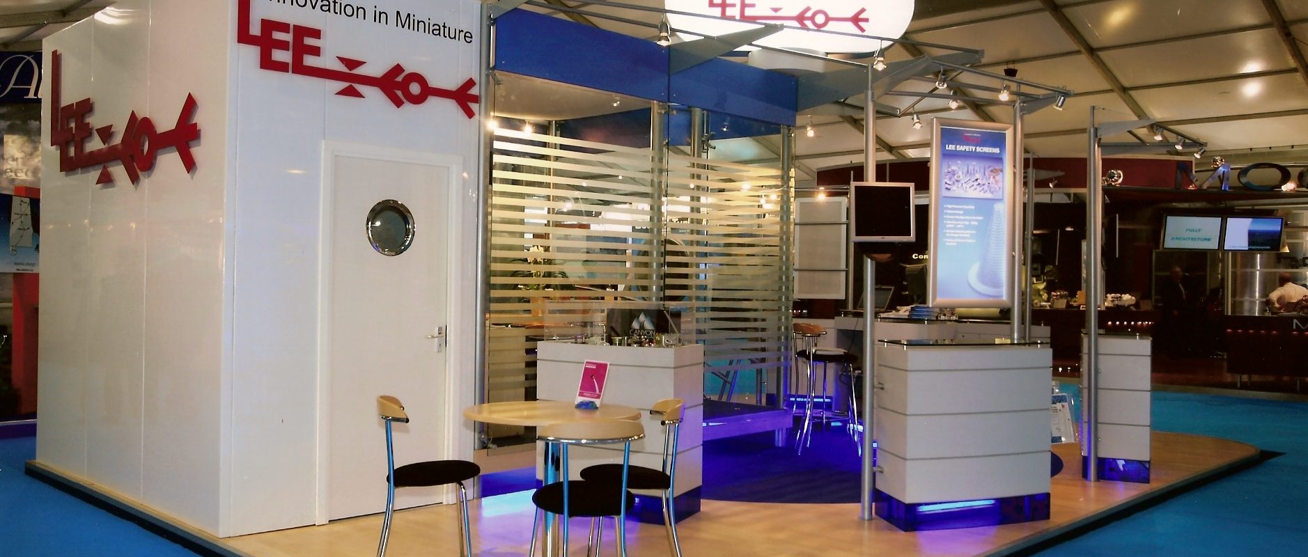 Envisage Exhibition Stand Design And Build Uk : Xhibeo build exhibition stands design exhibition design company